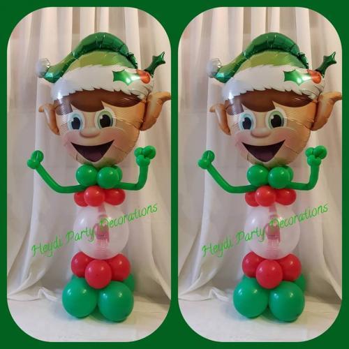 Elf Balloons a